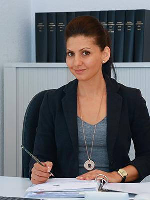 Ebru Cicekli | Steuerfachangestellte